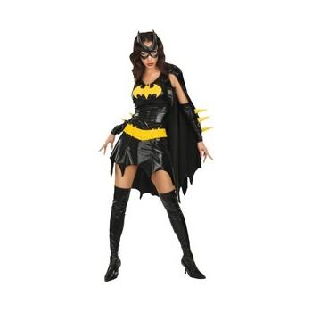 Disf.Batgirl T-Xs