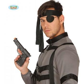 Pistola Detective Negra 19