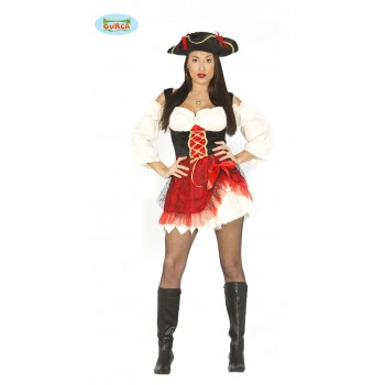 Disf.Pirata Charlotte T-M
