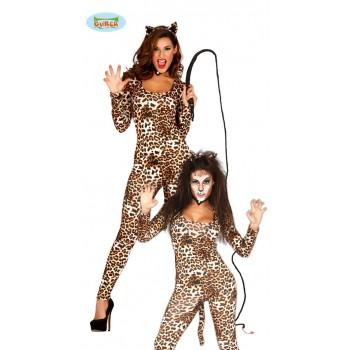 Disf.Leoparda T-Xl