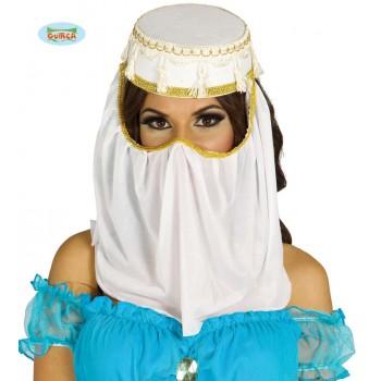 Sombrero Princesa Arabe C/Velo