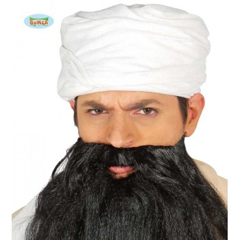 Turbante Arabe Blanco