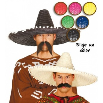 Somb.Mexicano 60Cm Surtido