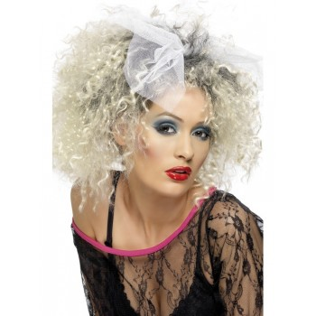 Peluca Ochetera Rubia (Madonna