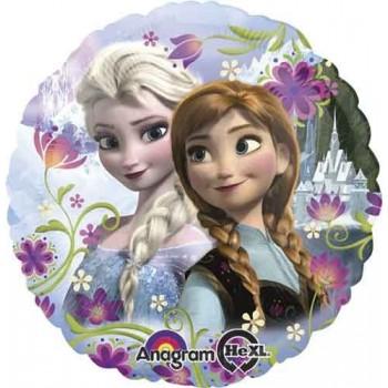 Globo Frozen Elsa&Anna Frozen