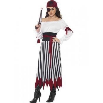 Disf.Lady Pirata T-M