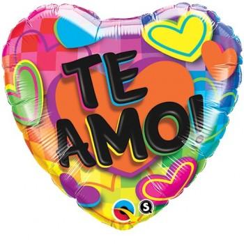Globo Corazon Te Amo
