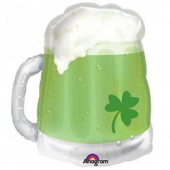 Globo Cerveza St.Patrick 58Cm