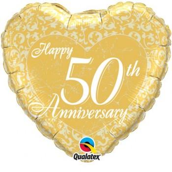 Globo Corazon 50 Aniversario