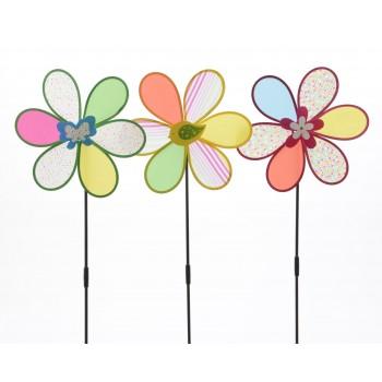 Molinillo Flor Multicolor
