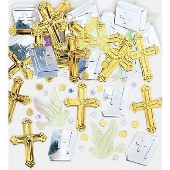 Confetti Comunion Oro/Plata
