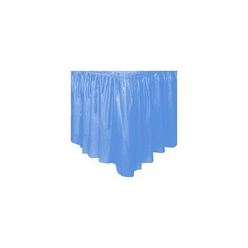 Faldon Mesa Pl.Azul Pastel