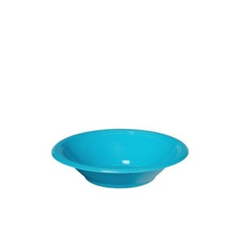 P/10 Bowl Pl.355Ml Azul Caribe