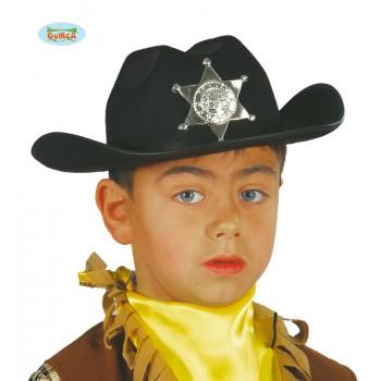 Sombrero Fielt.Sherif Inf.Negr