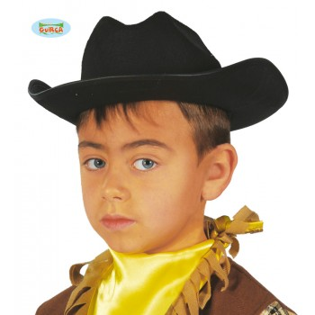 Sombrero Fiel.Vaquero Inf Negr