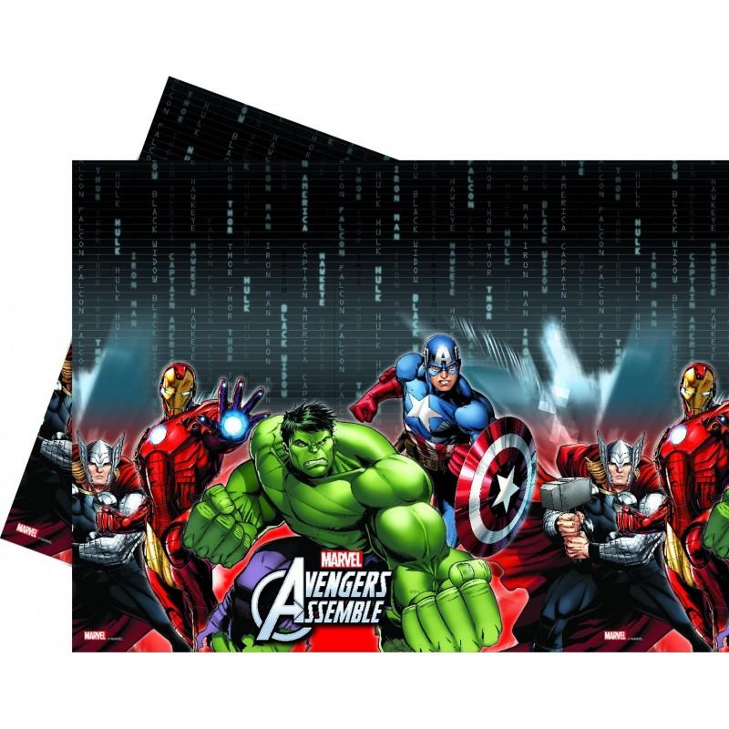 Mantel Vengadores Multiheroes