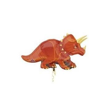 Globo Dinosaurio Triceratops