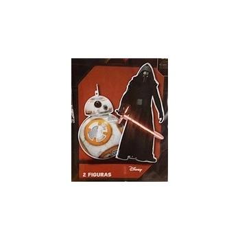 B.P.2 Mini Figuras Star Wars