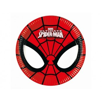 P/8 Plato 20C Spiderman Ultim
