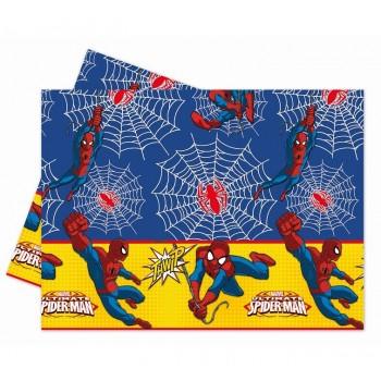 Mantel Pl.Spiderman Ultimate