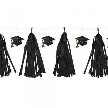 Guirn.Borla Negra Graduacion