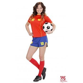 Disf.Jugadora Futbol España M