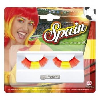 Pestañas España