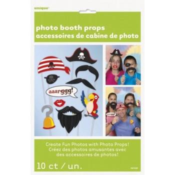 Kit Photocall Piratas