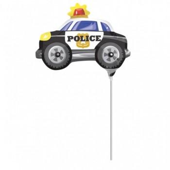 Globo Palo Coche Policia