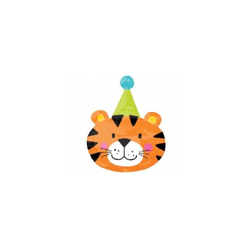 Globo Tigre Con Gorro