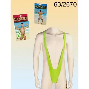 Bañador Verde Borat T-U