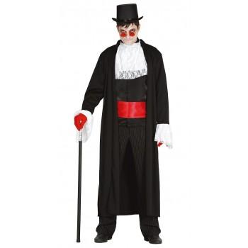 Disf. Conde Dracula T-U