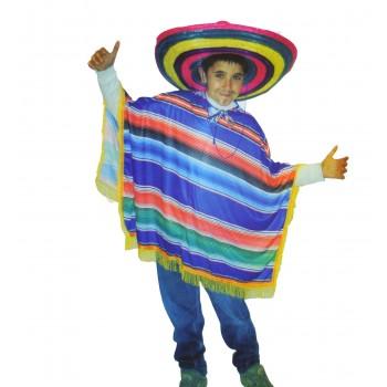 Poncho Mejicano Pequeño