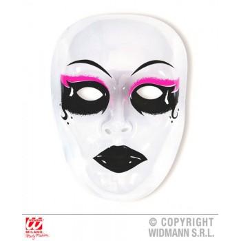 Mascara Dama Gotic/Vampir Rosa