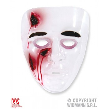 Mascara Trans.Herida Sangrante