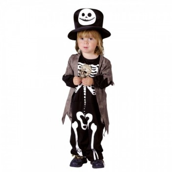 Disf.Inf.Esqueleto 3-4 Años
