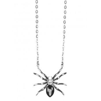 Collar Araña Viuda Negra