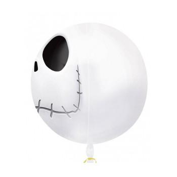 Globo Orbz Jack Esqueleto
