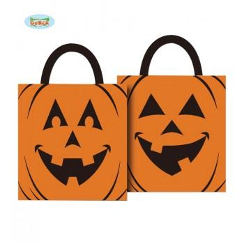 Bolsa Calabaza Halloween38x35c