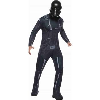 Disf.Death Trooper Cl.Adulto