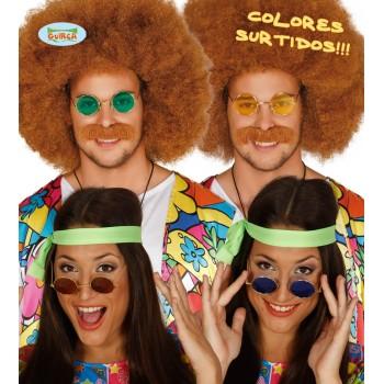 Gafas Hippie Redondas Peq.