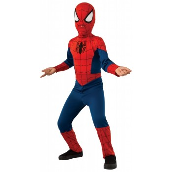 Disf.Inf.Spiderman Classic T-M