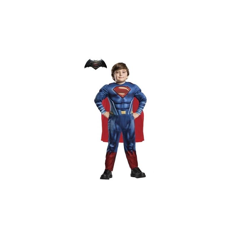 Disf.Inf.Superman Doj Delux.Tm