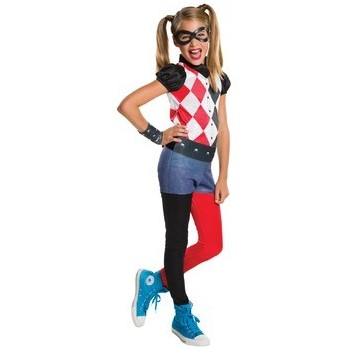 Disf.Inf.Harley Quinn Cl.T-L