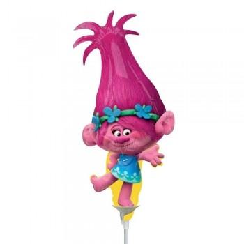 Globo Palo Trolls Poppy
