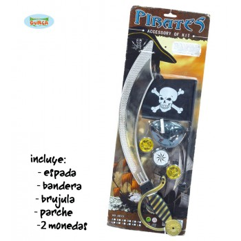 Conjunto Pirata