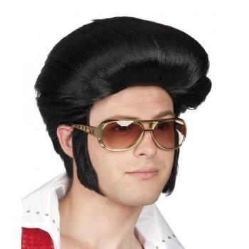 Peluca Rock'n Roll Elvis