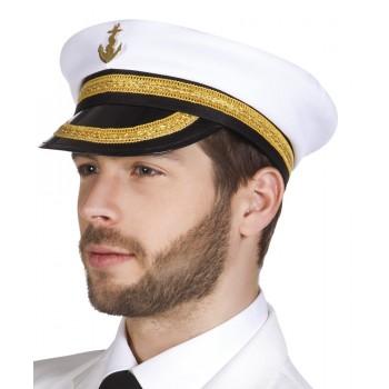 Gorra Capitan Barco Nicholas