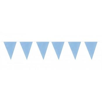 Banderin Triang.Azul Bebe 10M