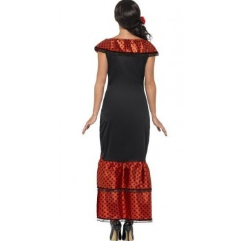 Disf.Chica Flamenco T-M